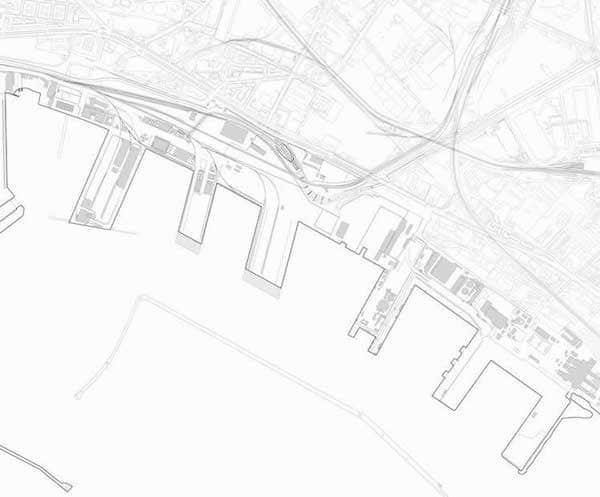 container porto napoli